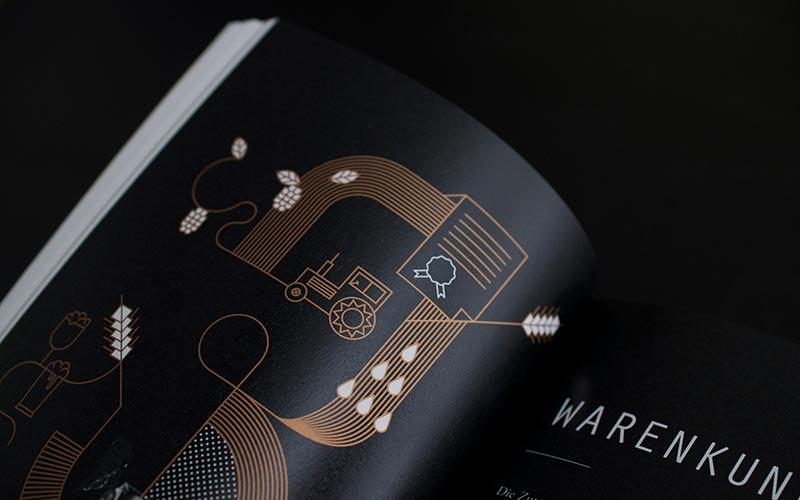 Editienne Grafikdesign - Kommunikationsdesign Berlin- Buchgestaltung Cocktailian 3- Bier&Craft 11