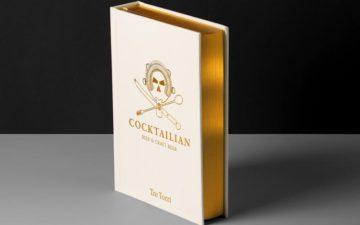 Editienne Kommunikationsdesign- Buchgestaltung für das Cocktailian 3 Buch