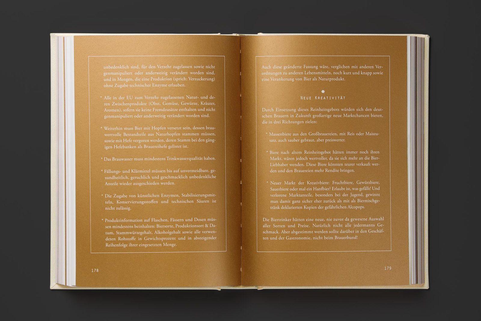 Editienne Grafikdesign - Kommunikationsdesign Berlin- Buchgestaltung Cocktailian 3- Bier&Craft 42