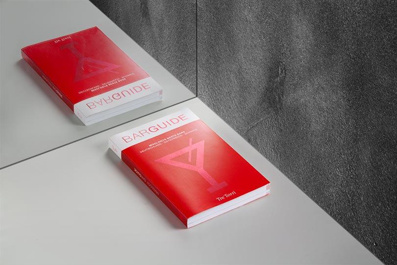 editienne Kommunikationsdesign- Barguide- Buchgestaltung