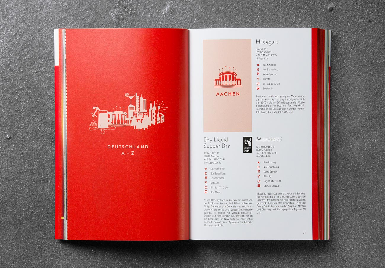 Editienne Grafikdesign - Kommunikationsdesign Berlin- Buchgestaltung Bar Guide 2016 11