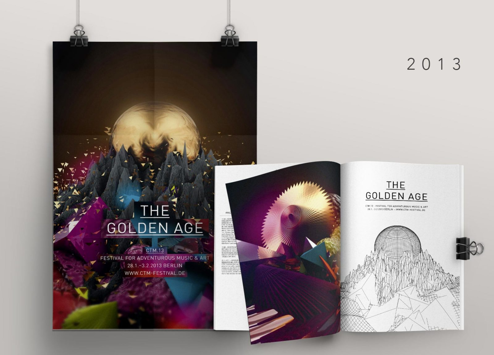 Editienne Grafikdesign - Kommunikationsdesign Berlin- CTM Festival- Corporate Identity und Editorial Design 10