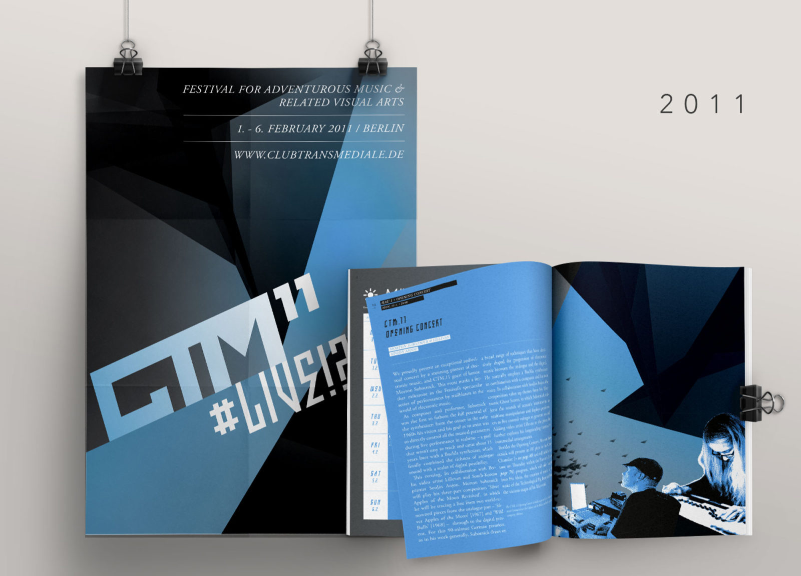 Editienne Grafikdesign - Kommunikationsdesign Berlin- CTM Festival- Corporate Identity und Editorial Design 8