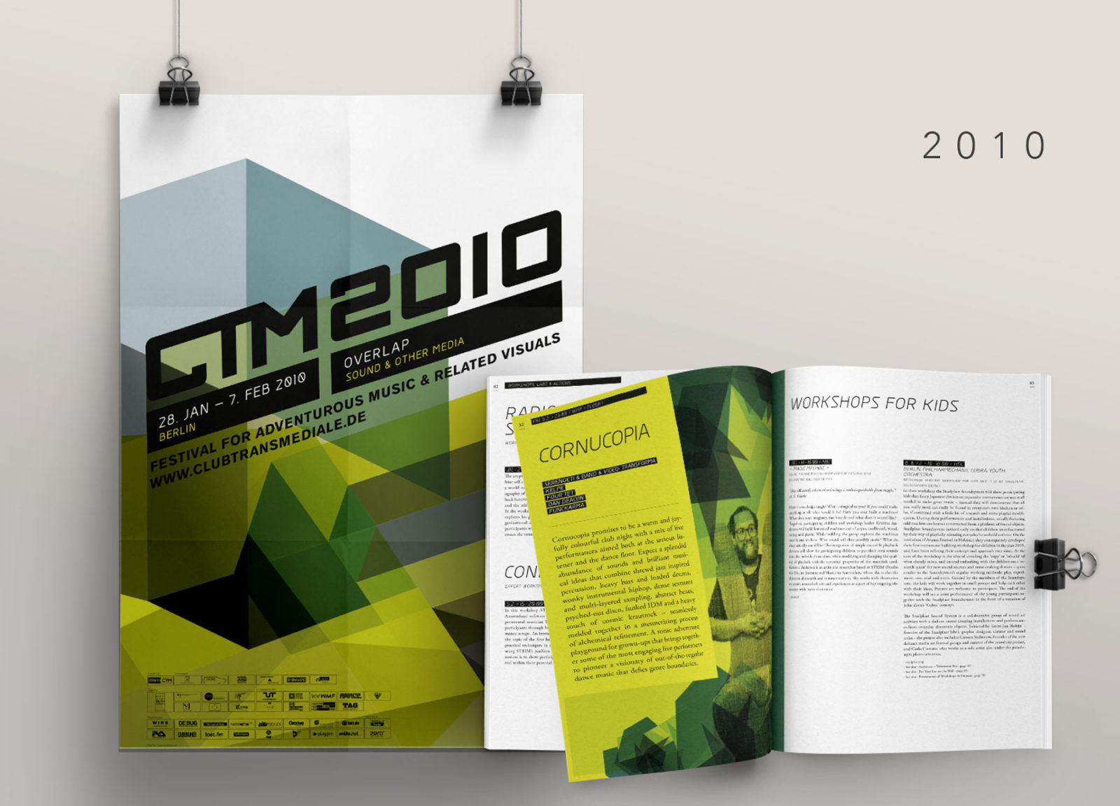 Editienne Grafikdesign - Kommunikationsdesign Berlin- CTM Festival- Corporate Identity und Editorial Design 7