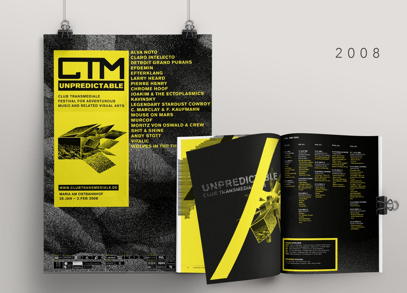 Editienne Grafikdesign - Kommunikationsdesign Berlin- CTM Festival- Corporate Identity und Editorial Design 5