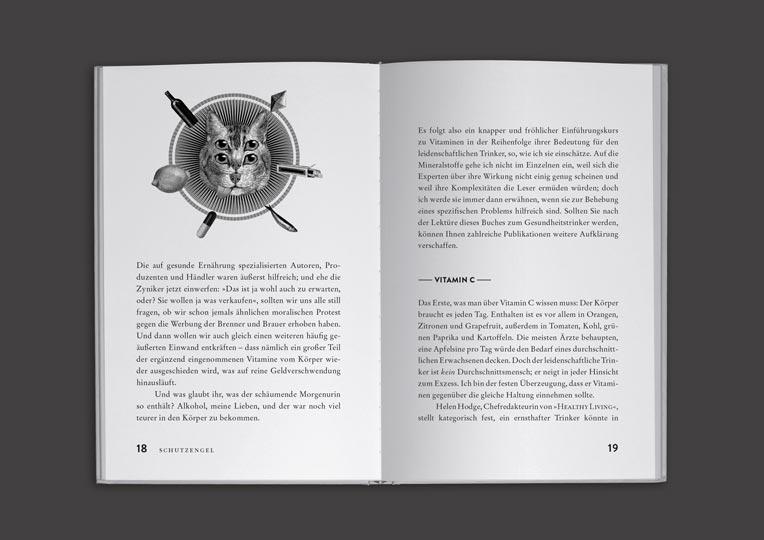 Buchgestaltung Sandy Fawkes Metrolit