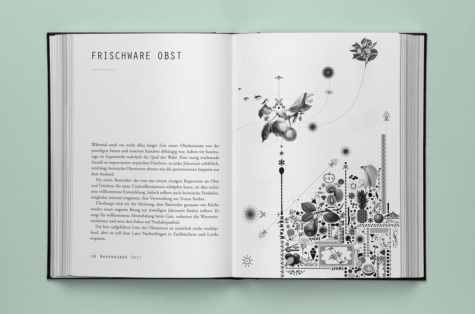 Editienne Grafikdesign - Kommunikationsdesign Berlin- Buchgestaltung Cocktailian 1 Das Handbuch der Bar 20