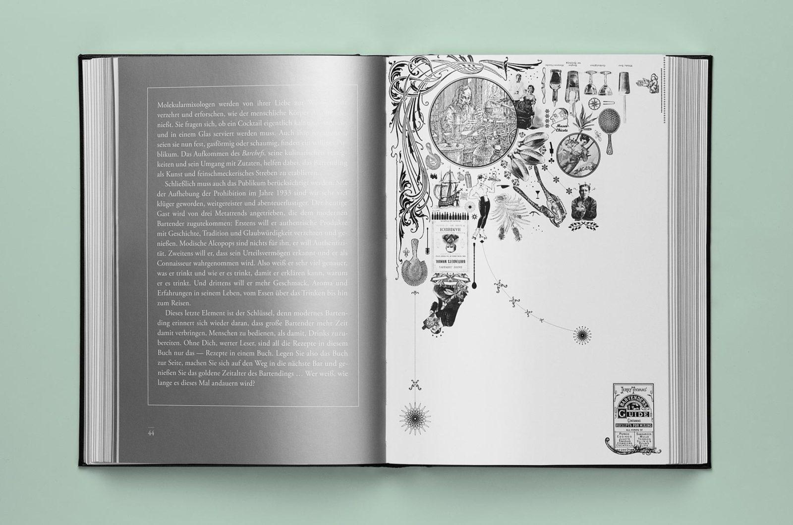 Editienne Grafikdesign - Kommunikationsdesign Berlin- Buchgestaltung Cocktailian 1 Das Handbuch der Bar 22