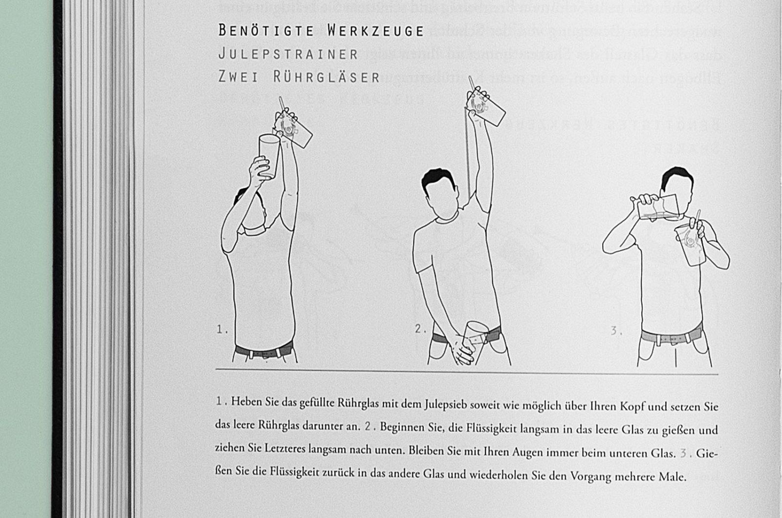 Editienne Grafikdesign - Kommunikationsdesign Berlin- Buchgestaltung Cocktailian 1 Das Handbuch der Bar 26