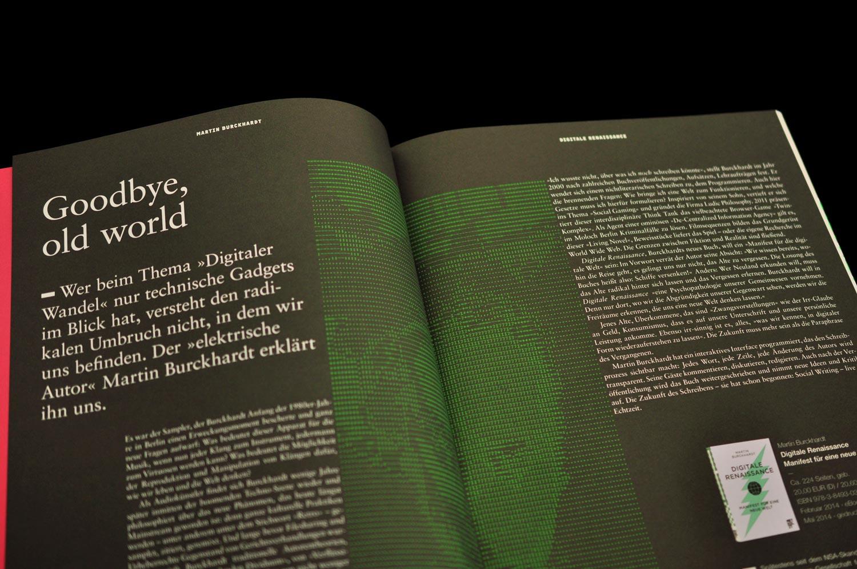 Editienne Grafikdesign - Kommunikationsdesign Berlin- Editorial Design Verlagskommunikation 18
