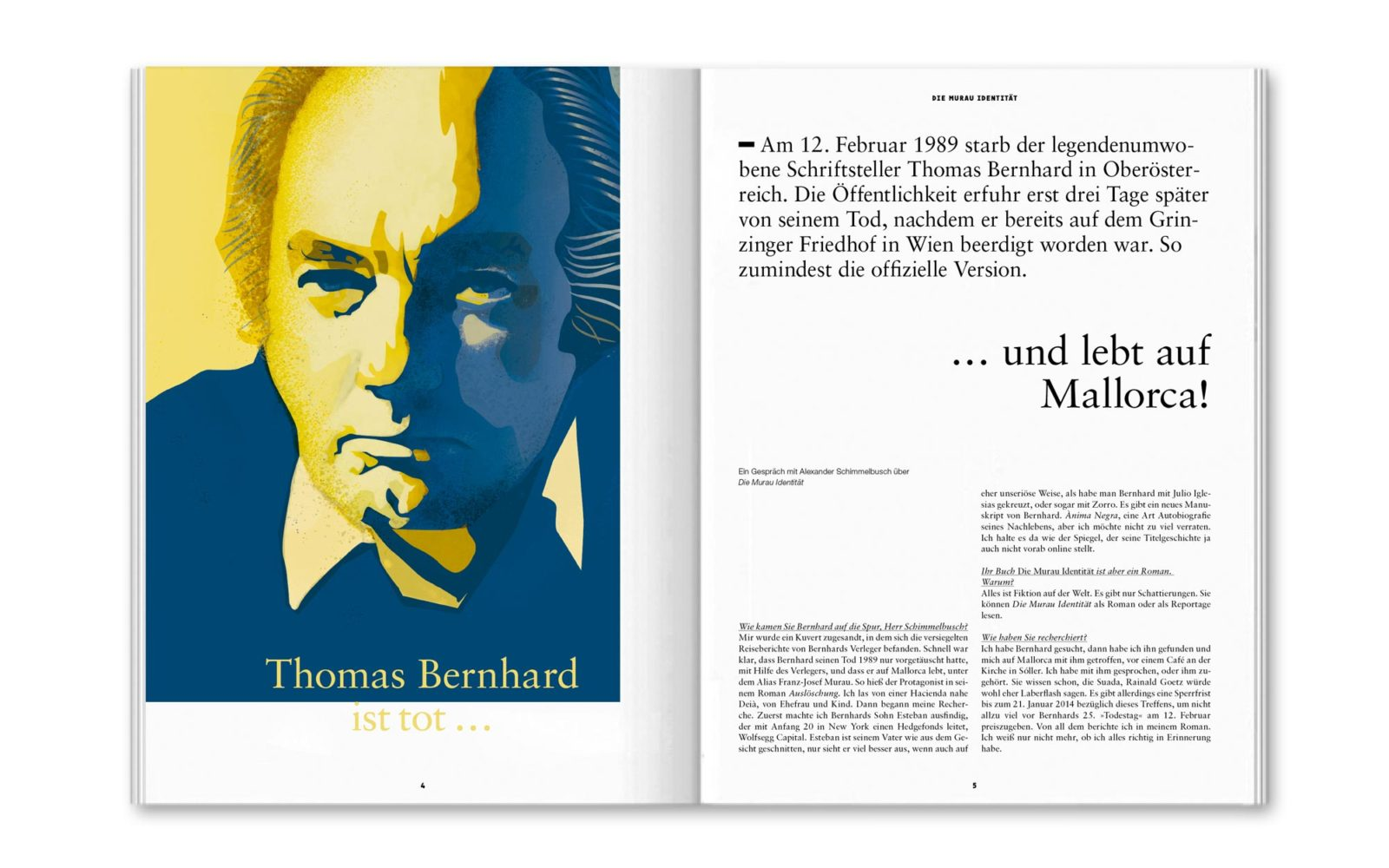 Editienne Grafikdesign - Kommunikationsdesign Berlin- Editorial Design Verlagskommunikation 22