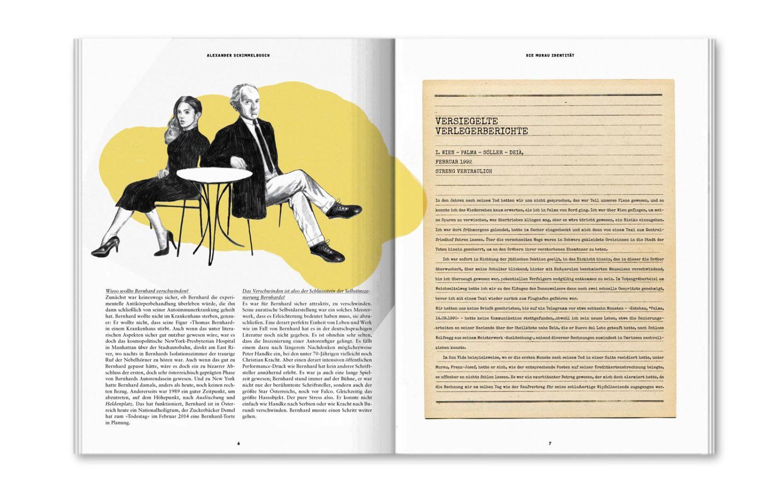 Editienne Grafikdesign - Kommunikationsdesign Berlin- Editorial Design Verlagskommunikation 23