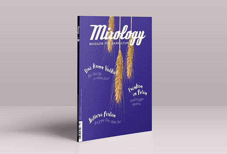 editienne Kommunikationsdesign- Mixology- Editorial Design und Art Direktion 1