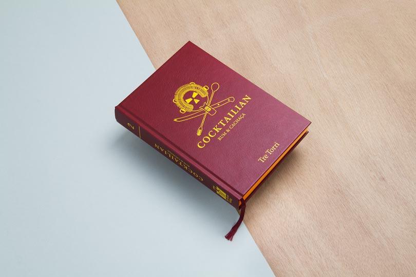 editienne Kommunikationsdesign- Buchgestaltung des Cocktailian 2
