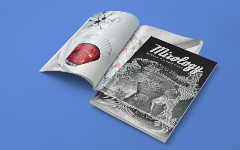 Editienne Grafikdesign - Kommunikationsdesign Berlin- Editorial Design Mixology Magazine 33
