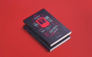 Buchgestaltung Bar Guide