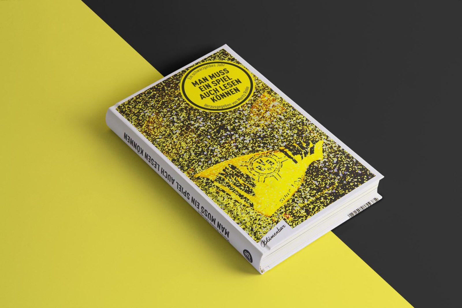 Editienne Grafikdesign - Kommunikationsdesign Berlin- Buchcoverdesign und Buchgestaltung Borussia Dortmund- BVB Buch 9