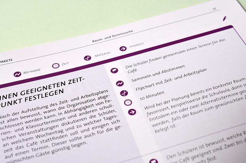 Editienne Grafikdesign - Kommunikationsdesign Berlin- Corporate Publishing Editorial Design Wissenschaft im Dialog 7