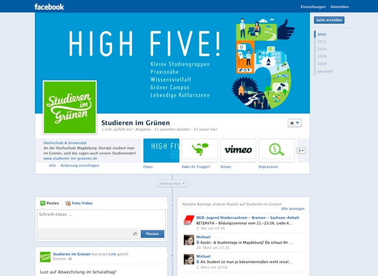 Editienne Grafikdesign - Kommunikationsdesign Berlin- Corporate Identity Design Hochschule Magdeburg 3.1