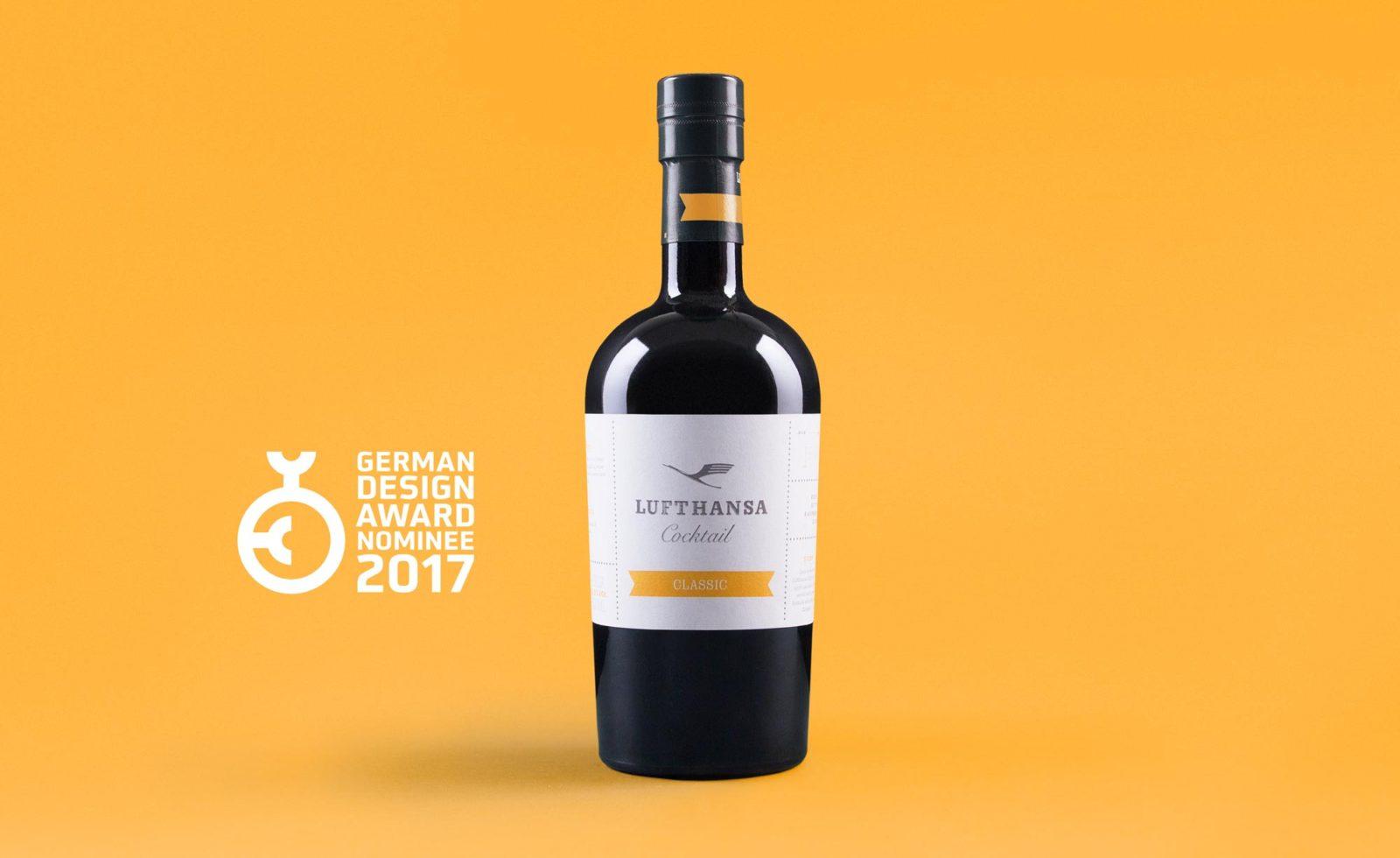 editienne Kommunkationsdesign - Brand Packaging Design für Lufthansa 1