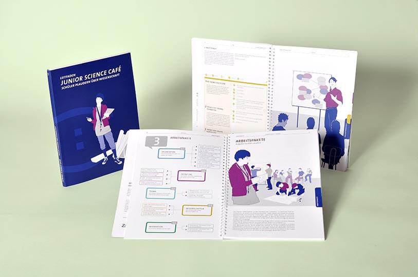 Editorial Design Wissenschaftskommunikation WiD