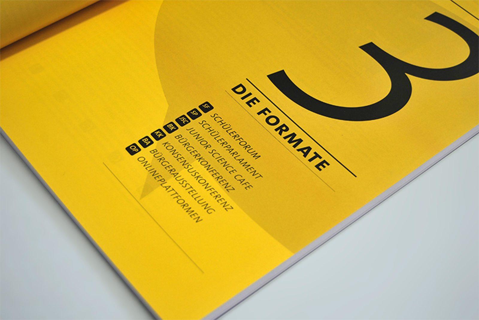 Editienne Grafikdesign - Kommunikationsdesign Berlin- Corporate Publishing Editorial Design Wissenschaft im Dialog 18