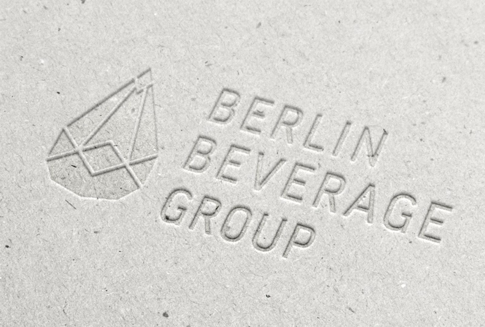 Logodesign, Corporate Design, Berlin Beverage Group