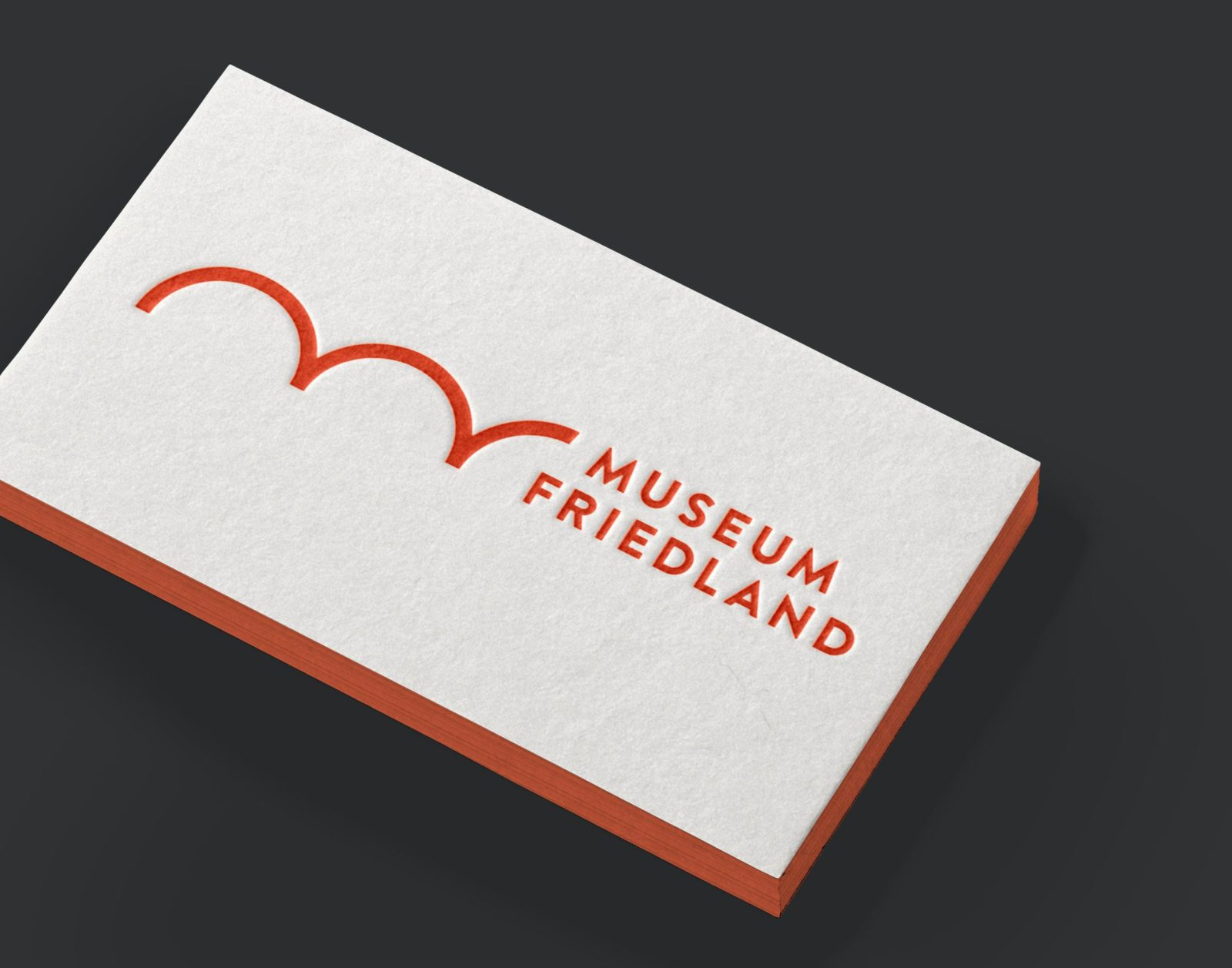 Logodesign, Corporate Design, Museum Friedland