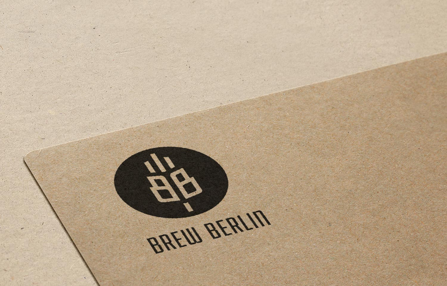 Logodesign, Corporate Design, Brew Berlin