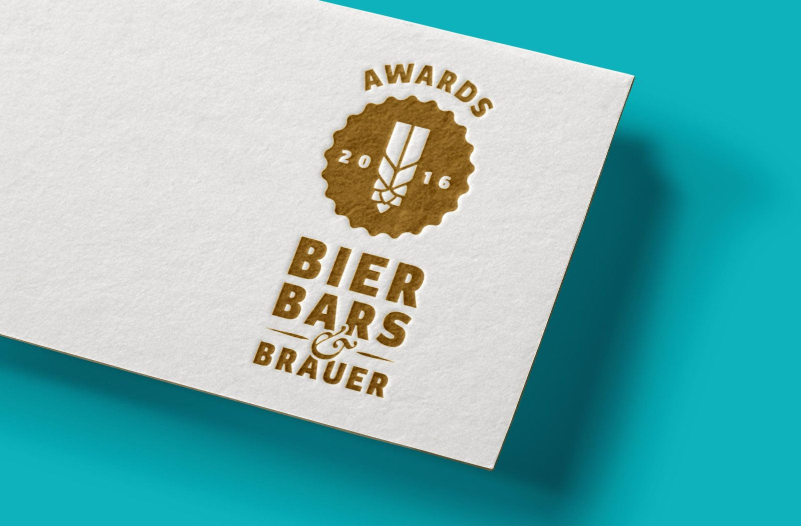 Logodesign, Corporate Design, Bier, Bars & Brauer