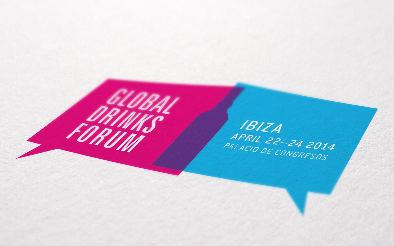 Logodesign, Corporate Design, Global Drinks Forum
