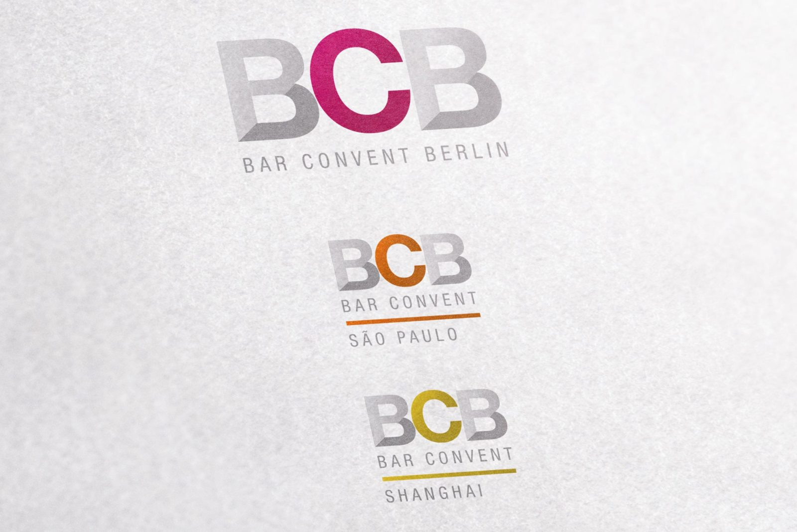 Logodesign, Corporate Design, Berlin Bar Convent