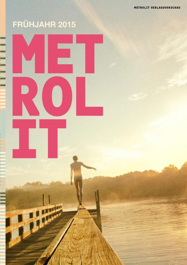 Editienne Grafikdesign - Kommunikationsdesign Berlin- Editorial Design Buchvorschaugestaltung Metrolit Magazin 13