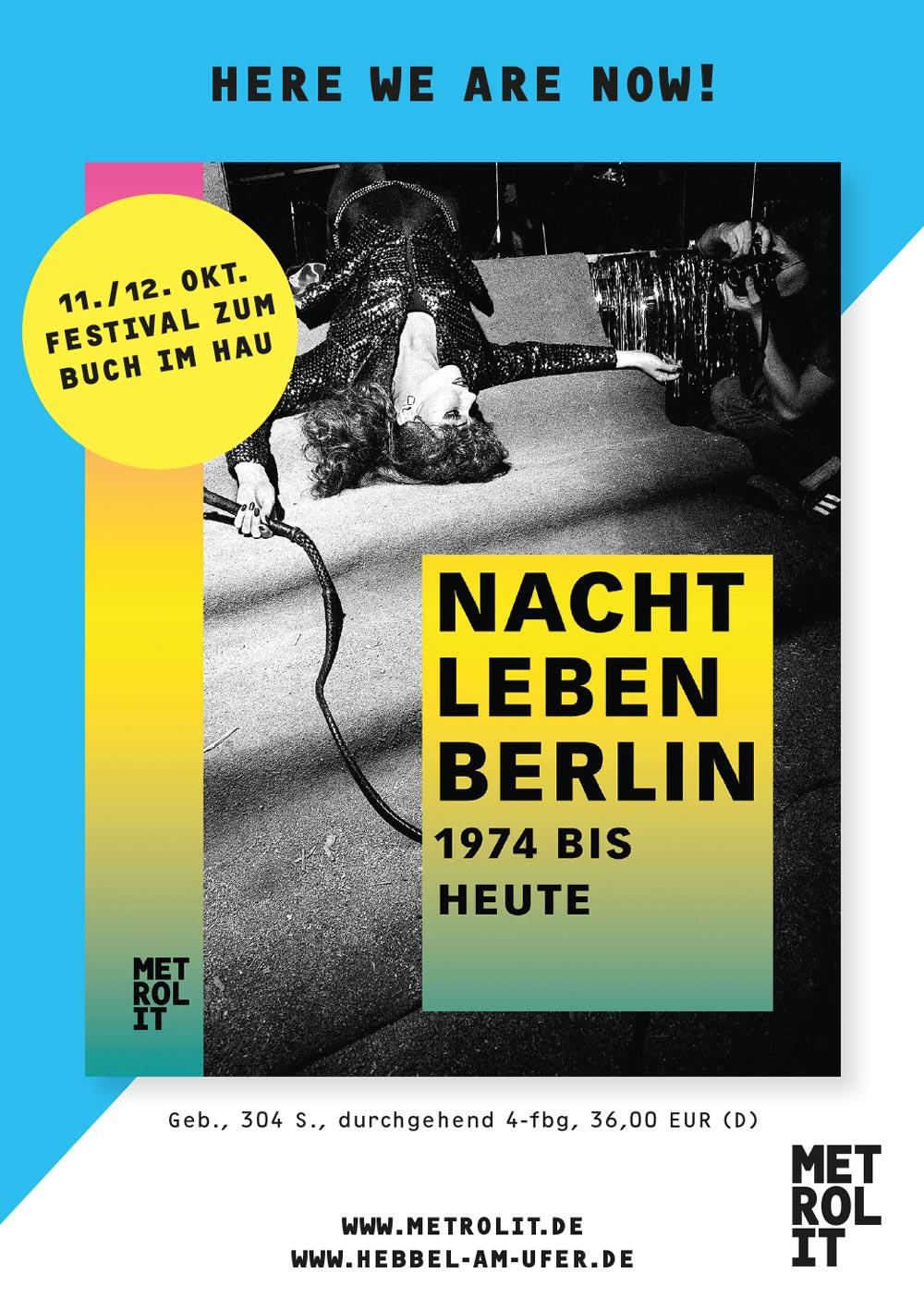 Editienne Grafikdesign - Kommunikationsdesign Berlin- Editorial Design Buchvorschaugestaltung Metrolit Magazin 24