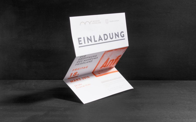 Editienne Grafikdesign - Kommunikationsdesign Berlin- Corporate Identity Design Museum Friedland 24