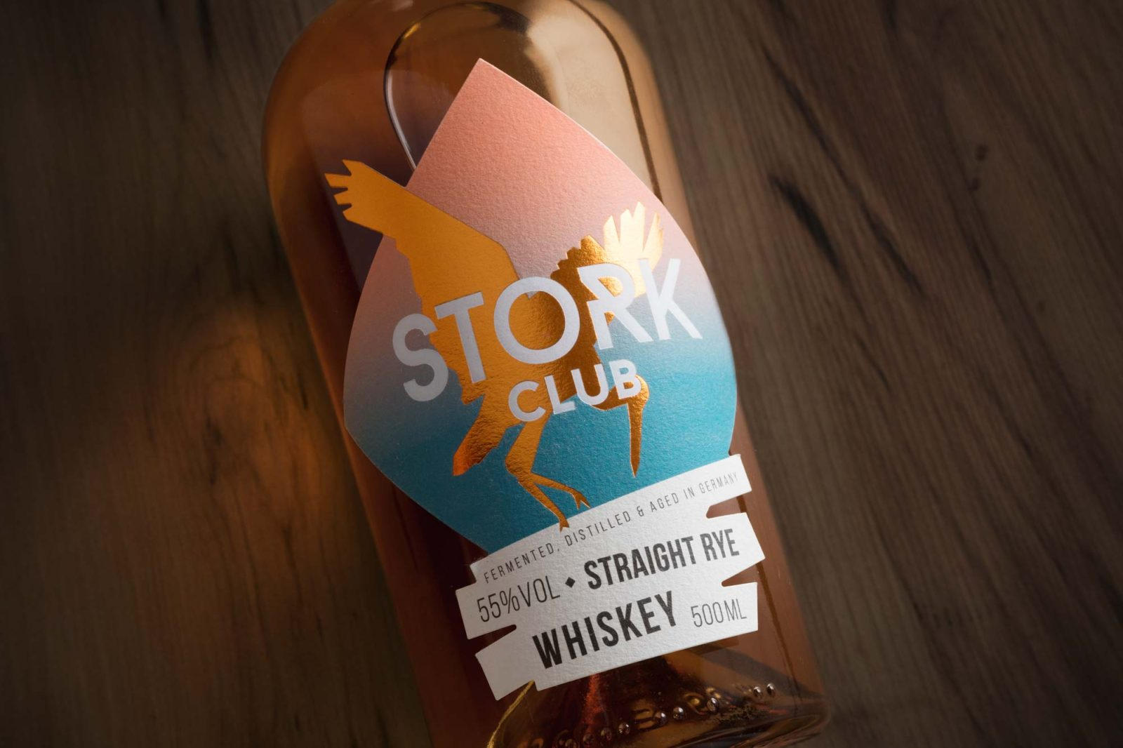 Editienne Grafikdesign - Kommunikationsdesign Berlin- Packaging Design- Spreewood Distillers- Stork Club Whisky 16