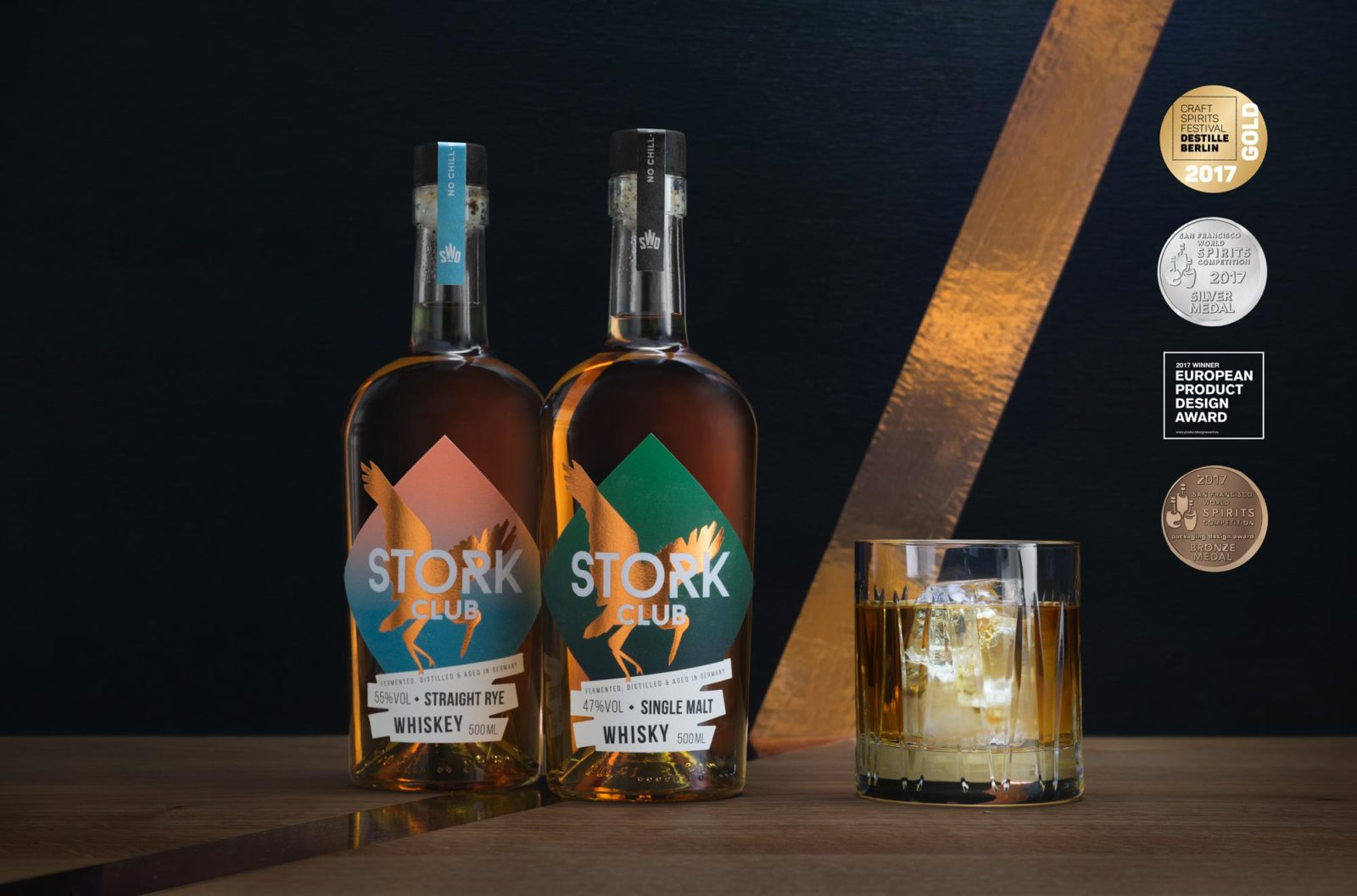 Editienne Grafikdesign - Kommunikationsdesign Berlin- Stork Club Whisky Packaging Design 17