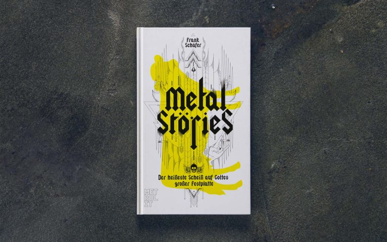 Editienne Grafikdesign - Kommunikationsdesign Berlin- Buchcoverdesign Buchgestaltung Metal Stories 21