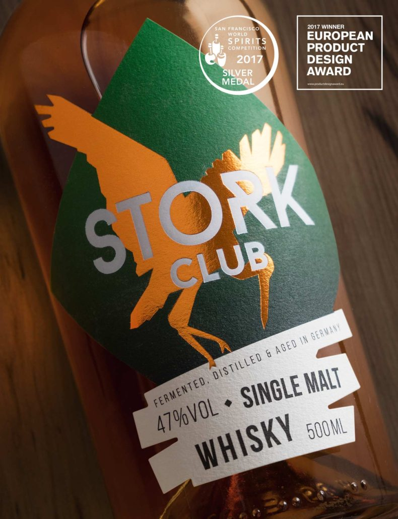 Editienne Grafikdesign - Kommunikationsdesign Berlin- Packaging Design- Spreewood Distillers- Stork Club Whisky19