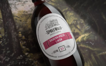 Editienne Grafikdesign - Kommunikationsdesign Berlin- Packaging Design Spreewood Distillers Locals Liköre 5