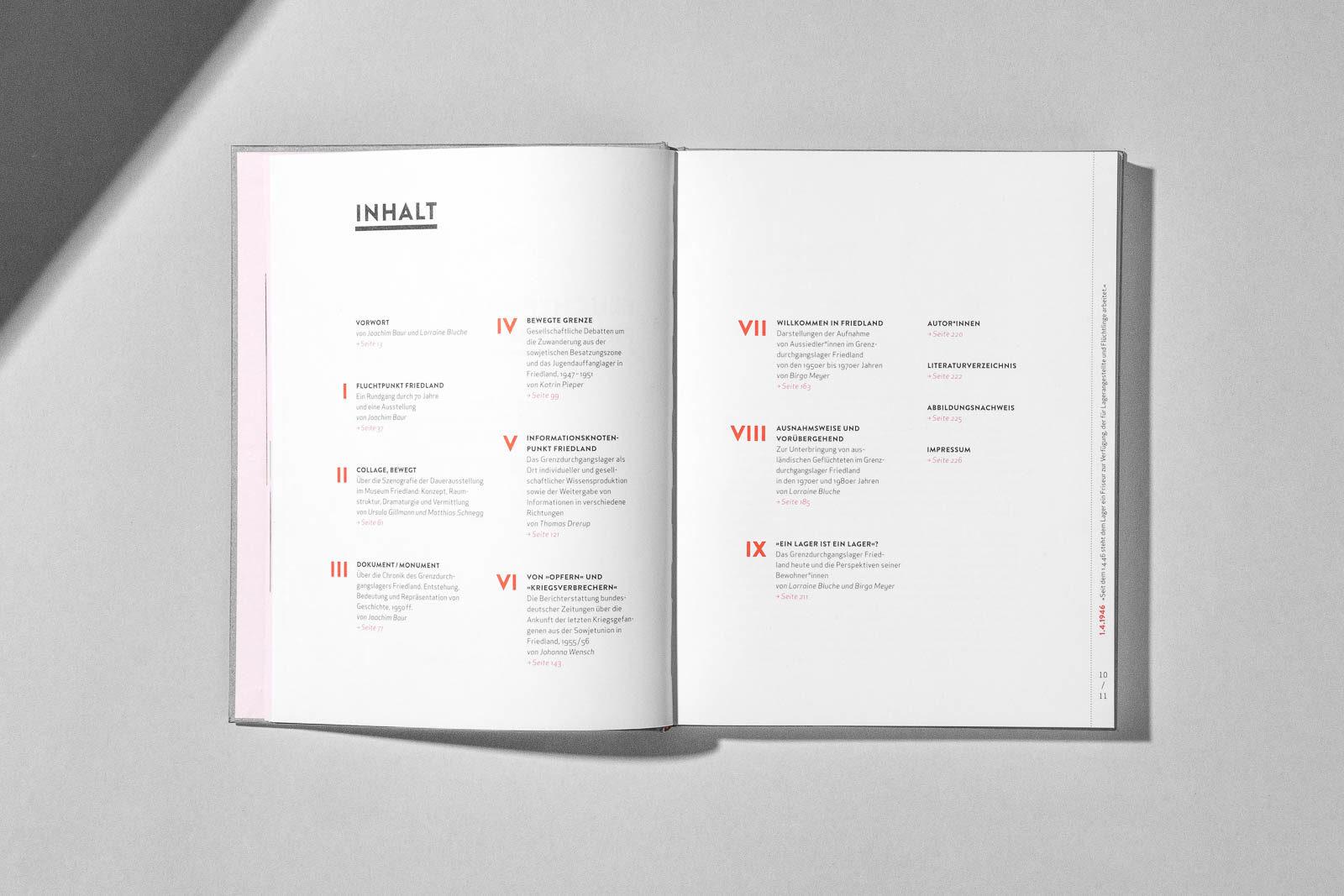 Editienne Kommunikationsdesign- Buchgestaltung für den Ausstellungskatalog 4