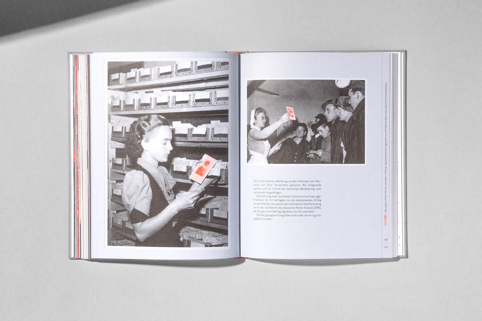 Editienne Kommunikationsdesign- Buchgestaltung für den Ausstellungskatalog 6