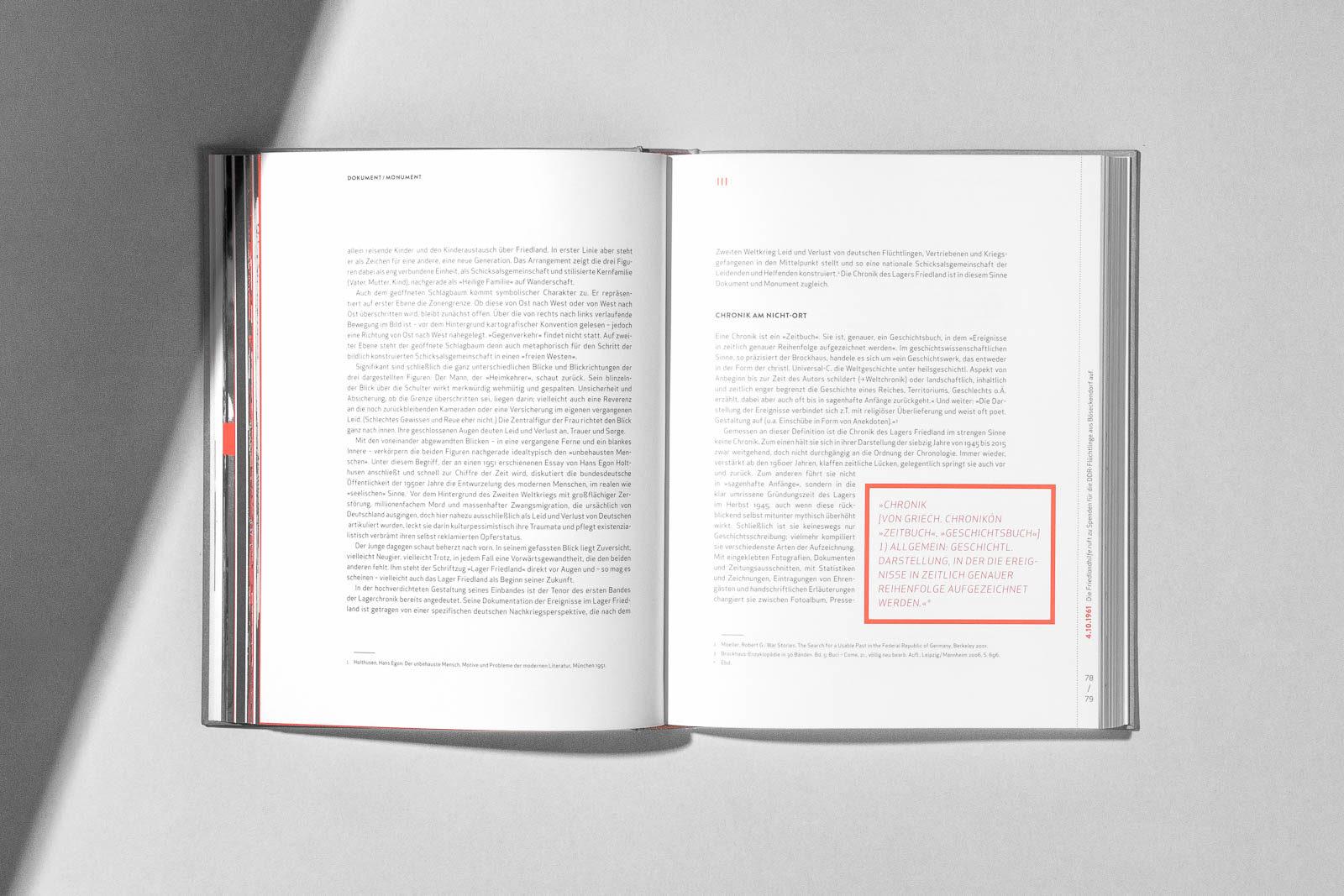 Editienne Kommunikationsdesign- Buchgestaltung für den Ausstellungskatalog 10