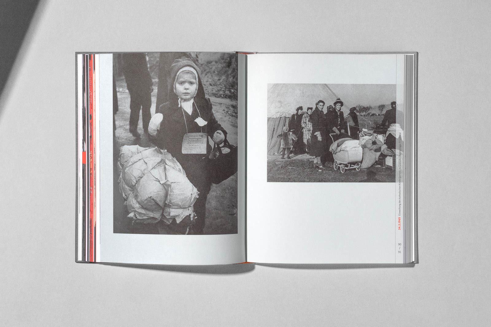 Editienne Kommunikationsdesign- Buchgestaltung für den Ausstellungskatalog 11