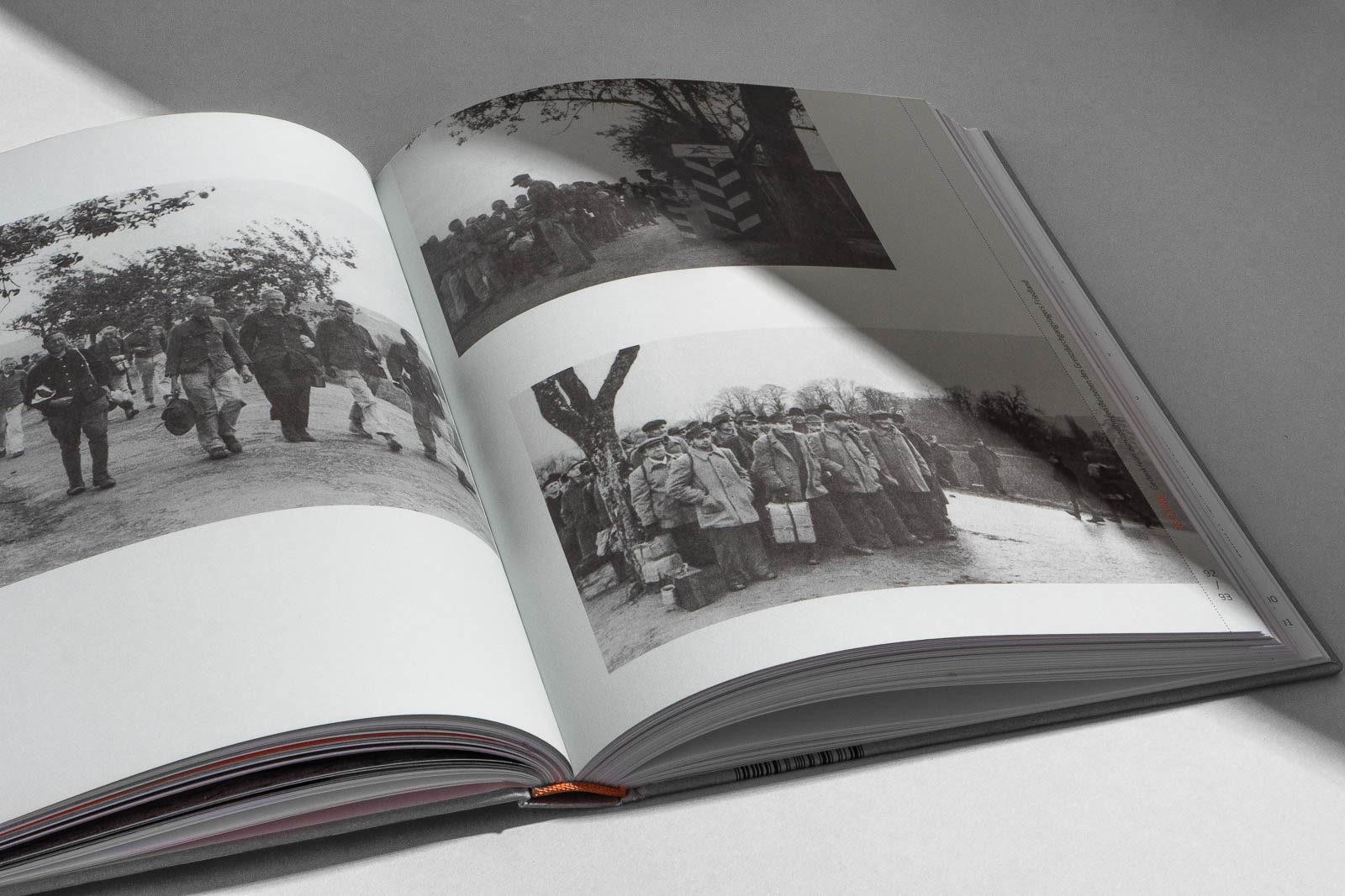 Editienne Kommunikationsdesign- Buchgestaltung für den Ausstellungskatalog 13
