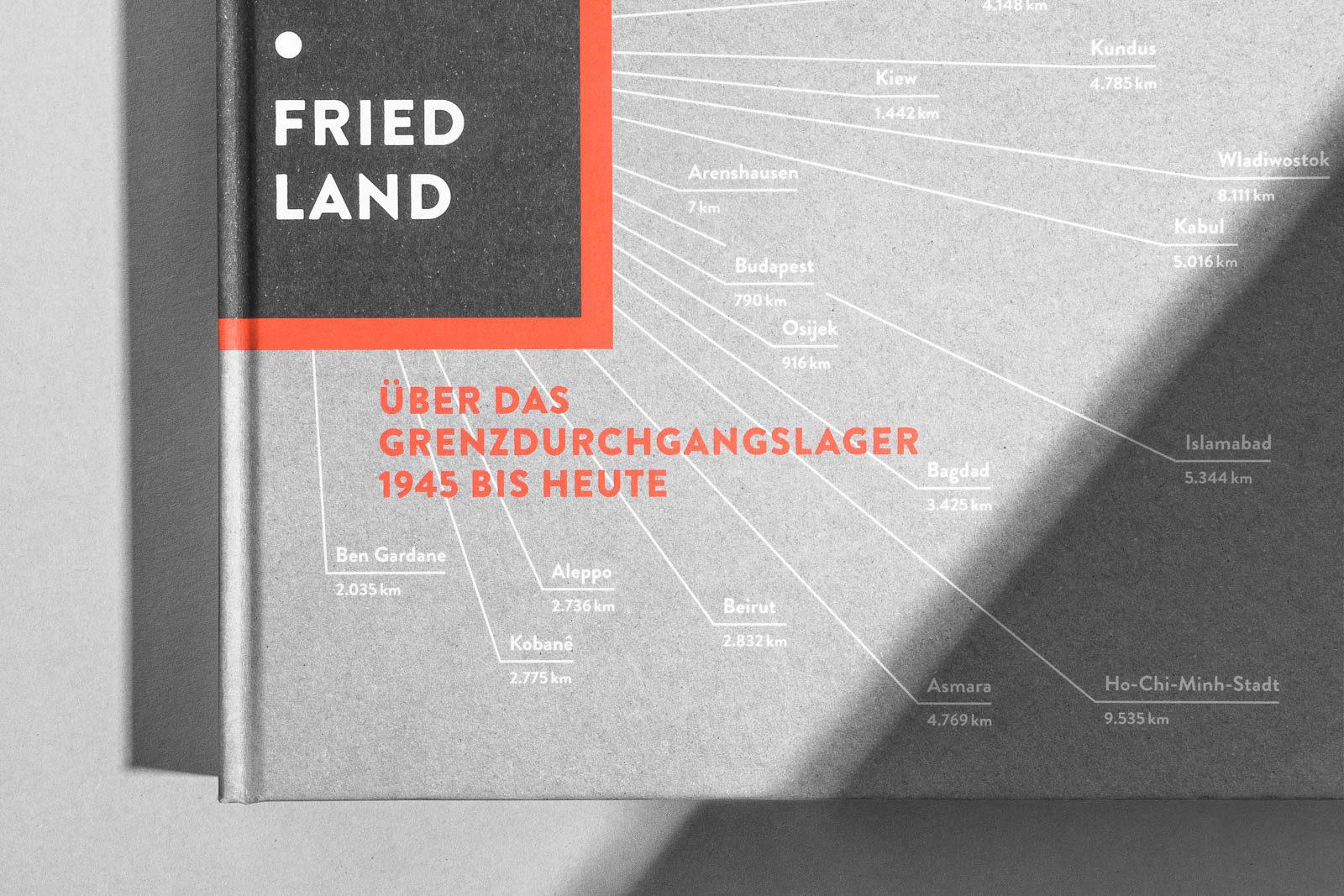 Editienne Kommunikationsdesign- Buchgestaltung für den Ausstellungskatalog 2
