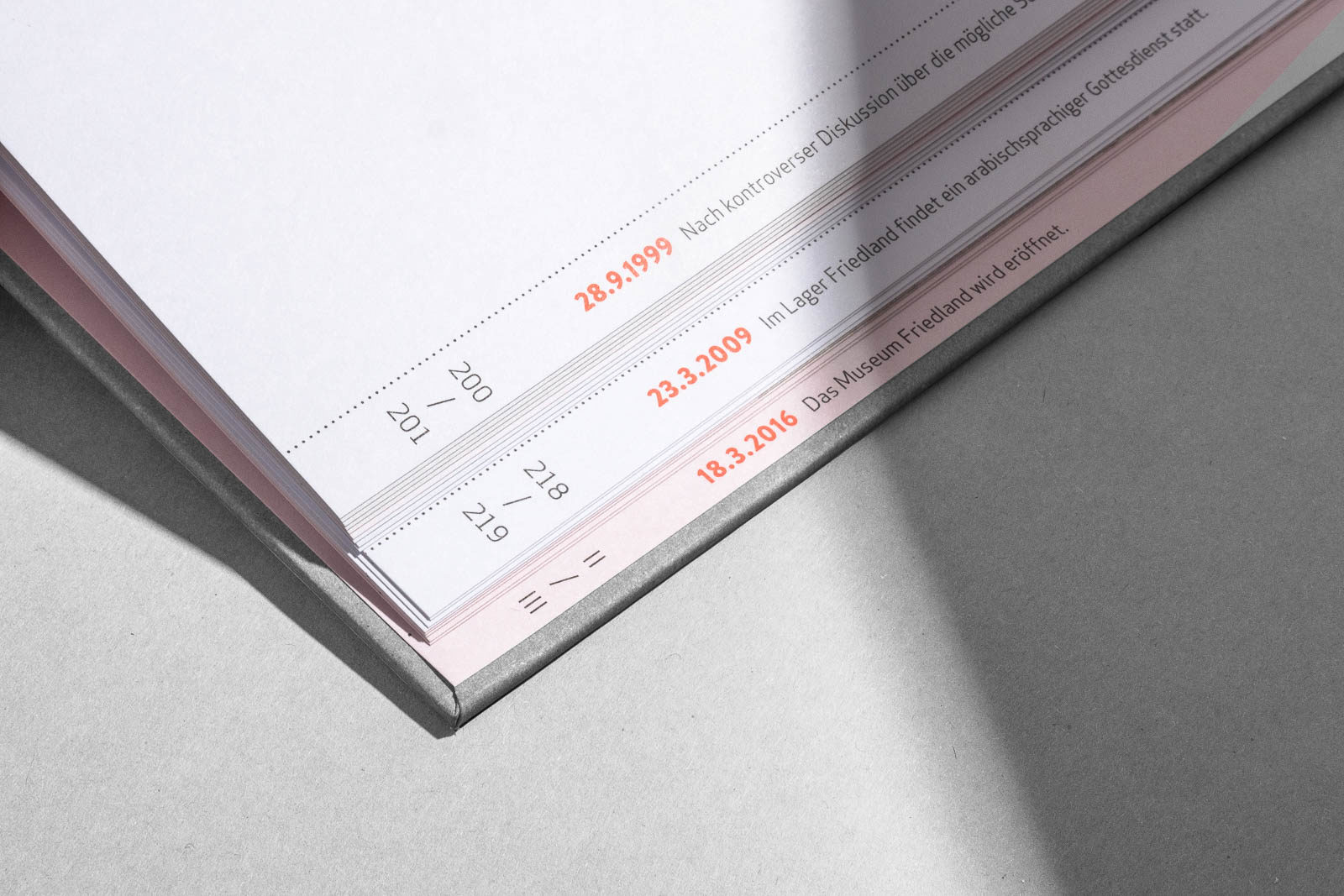 Editienne Kommunikationsdesign- Buchgestaltung für den Ausstellungskatalog 7