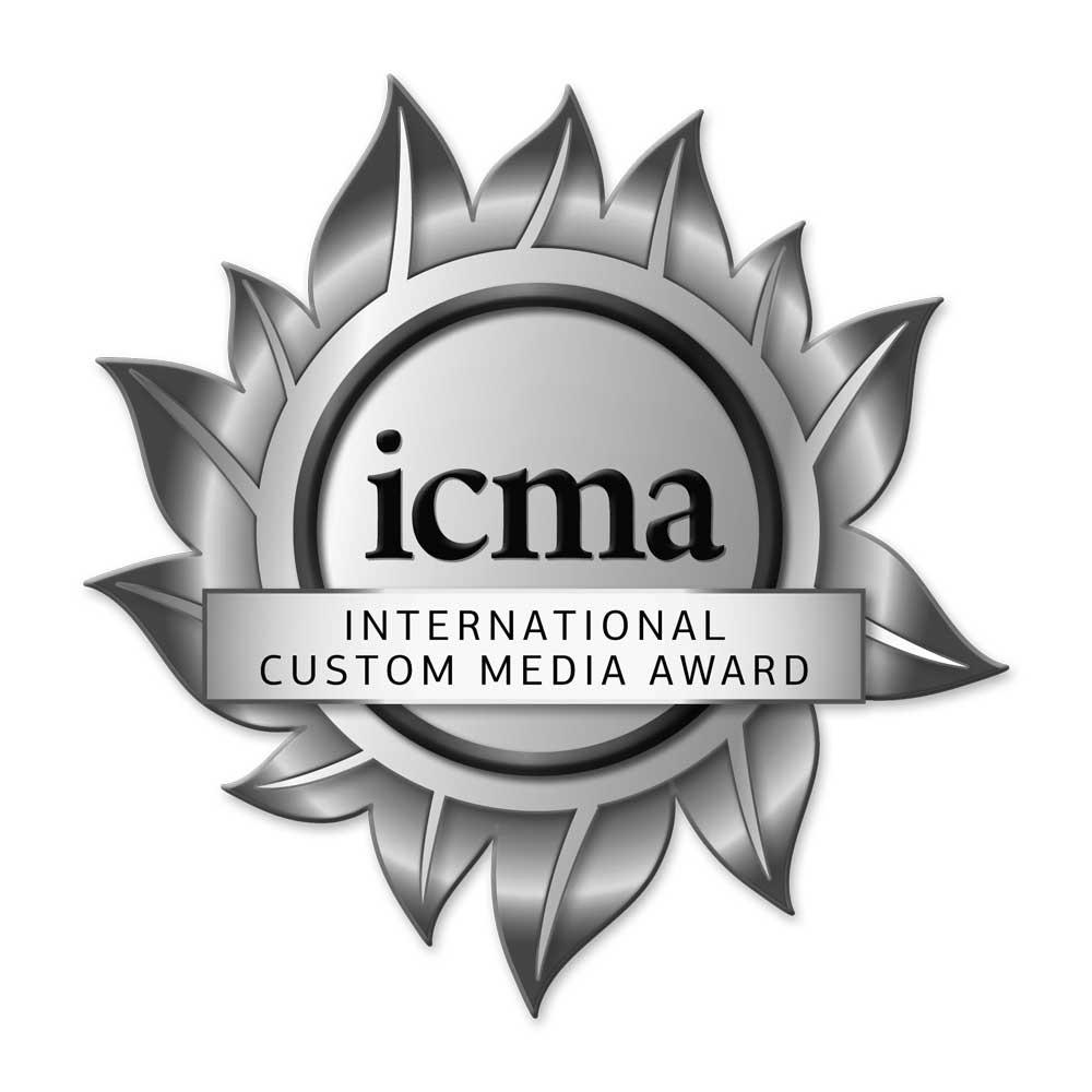 ICMA Media Award 2018