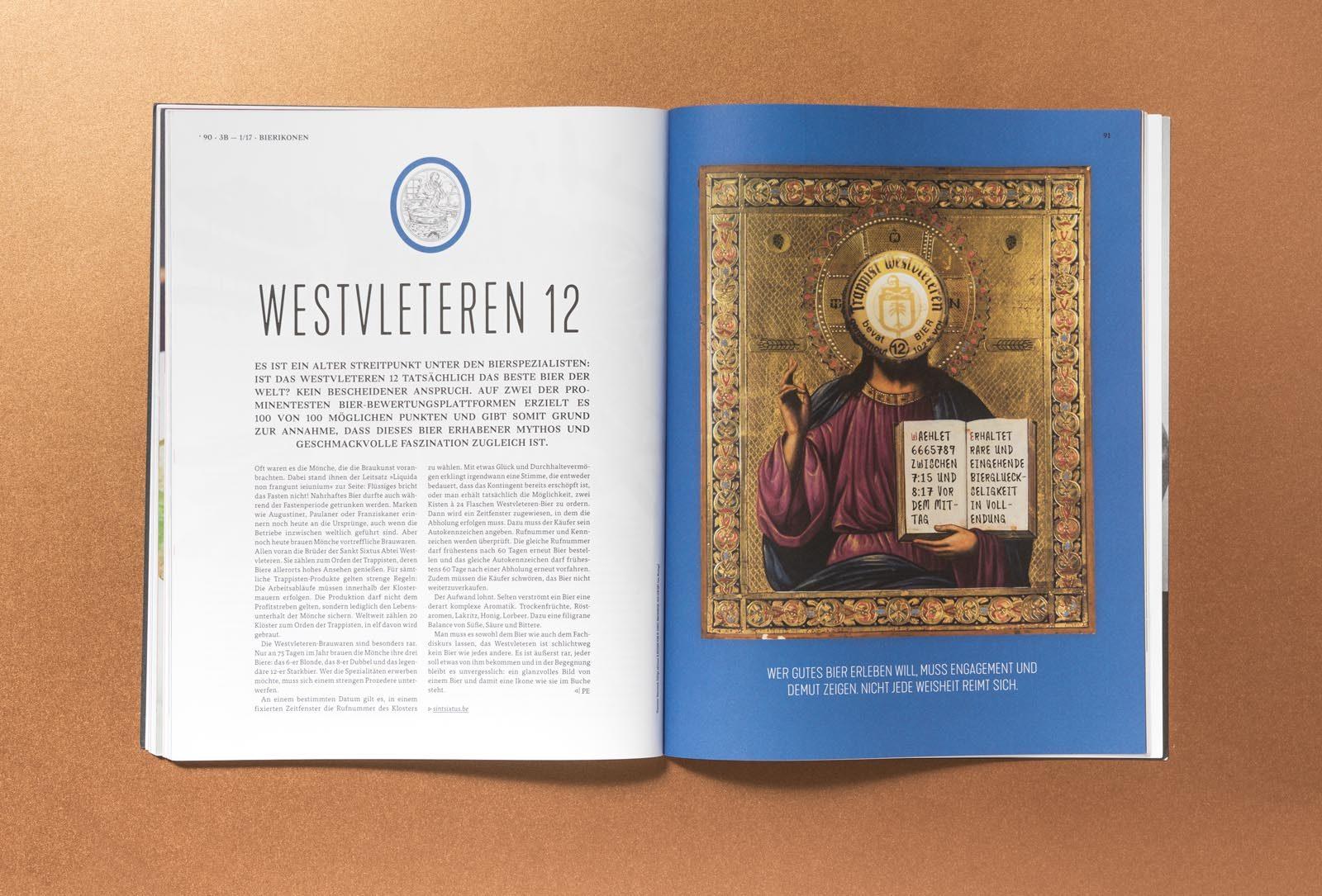 Editienne Grafikdesign - Kommunikationsdesign Berlin-Editorial Design Bier Bars und Brauer Magazin 10