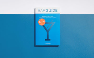 Editienne Kommunikationsdesign- Buchgestaltung des Bar Guides 2018 Berlin